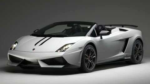 Gallardo LP 570-4 Spyder Performante (2010-present)