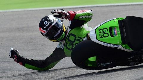 A silly MotoGP recap from Misano