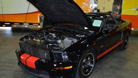Lot 388 - 2008 Shelby GT Barrett-Jackson Limited Edition