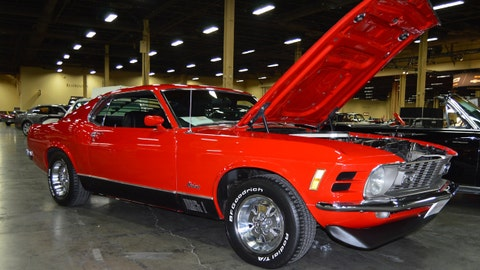 Lot 480 - 1970 Ford Mustang Mach 1 Fastback