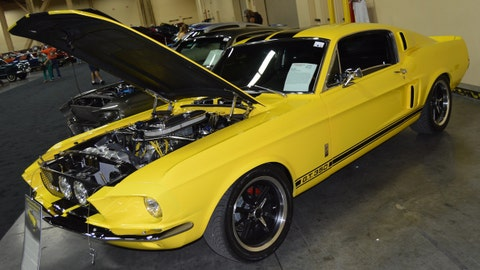 Lot 412 - 1967 Ford Mustang Custom Fastback