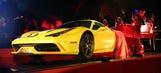 California invasion: 1,000 Ferraris on display in Beverly Hills