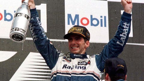 Damon Hill: 22 wins