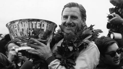 Graham Hill: 14 wins