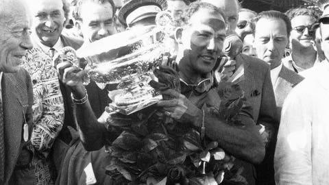 Stirling Moss: 16 wins