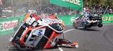 Twisted metal: The biggest motor racing wrecks of 2014