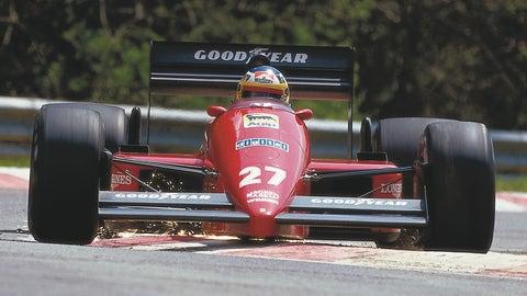 1987: Ferrari F1/87