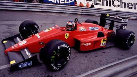 1988: Ferrari F1/87-88C