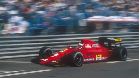 1991: Ferrari 642