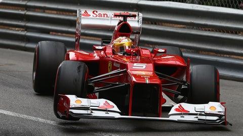 2012: Ferrari F2012