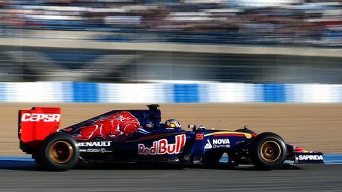 Formula One Testing In Jerez - Day 1