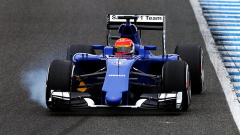 Formula One Testing In Jerez - Day 2