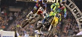 In the zone: Photos from Monster Energy Supercross Anaheim 3