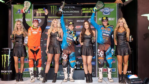 Monster Energy Supercross - Anaheim 3