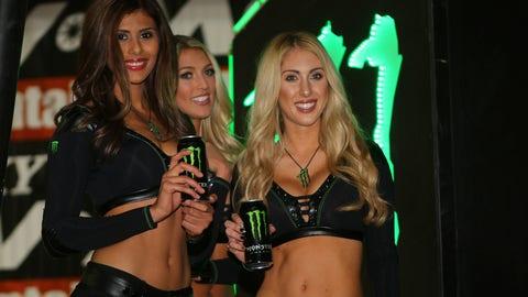 The girls of Supercross 2015