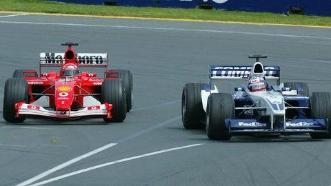 2002 Australian GP