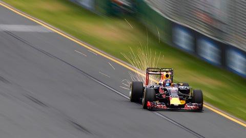 The sparks of F1