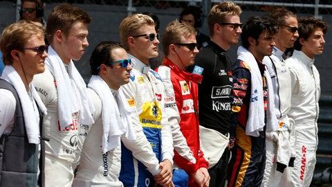 F1: The Malaysian GP in photos