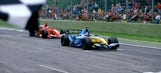 Changing of the guard: When Alonso proved he could beat Schumacher