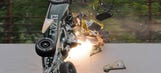 Stunning images from this week's Indy 500 flips