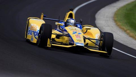 8th: Marco Andretti