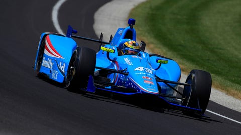 22nd: Conor Daly