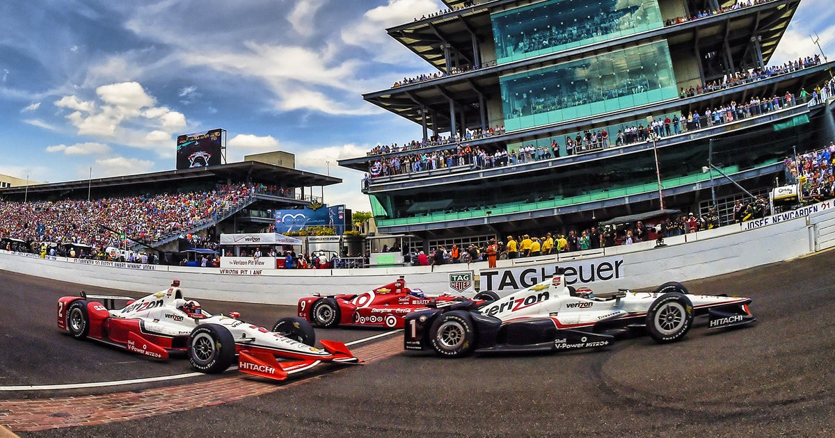 Battle Of The Titans Indycar S Top Names Gave Us A Brawl