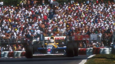 1991 Canadian Grand Prix