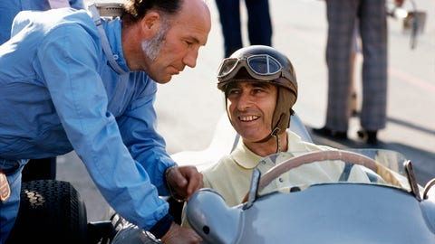 The first legend: Fangio's racing career in photos