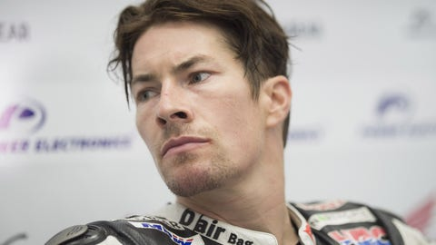 U.S.  motorcycling legend Nicky Hayden dies in Italy