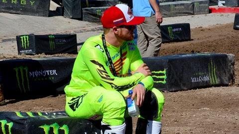 2015 Monster Energy Cup