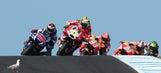 MotoGP highlights: Photos from the Australian GP