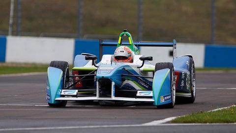 Vitantonio Liuzzi - Trulli Formula E Team