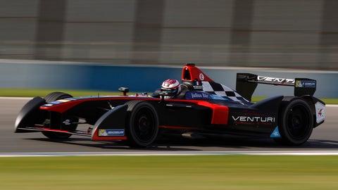 Stephane Sarrazin - Venturi Formula E Team