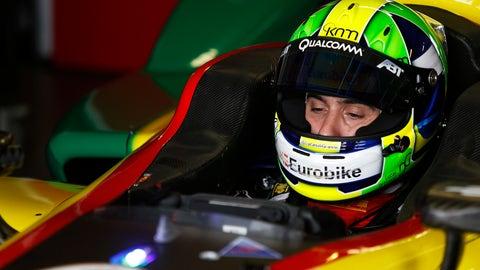 Lucas di Grassi - Abt Schaeffler Audi Sport
