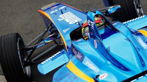Robin Frijns - Andretti Formula E Team