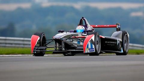 Sam Bird - DS Virgin Racing Formula E Team