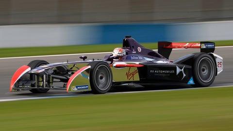 Jean-Eric Vergne - DS Virgin Racing Formula E Team
