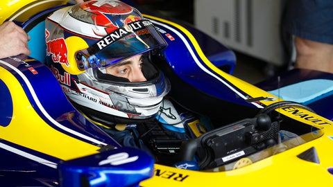 Sebastien Buemi - Renault E.dams