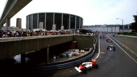 1982-1988: Detroit