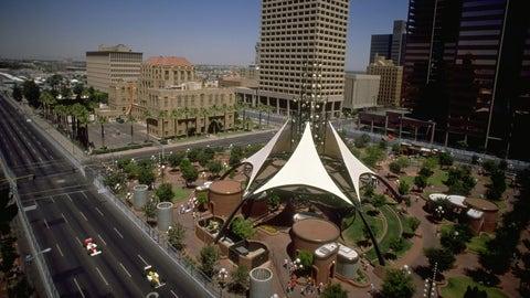 1989-1991: Phoenix