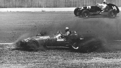 Go oval racing