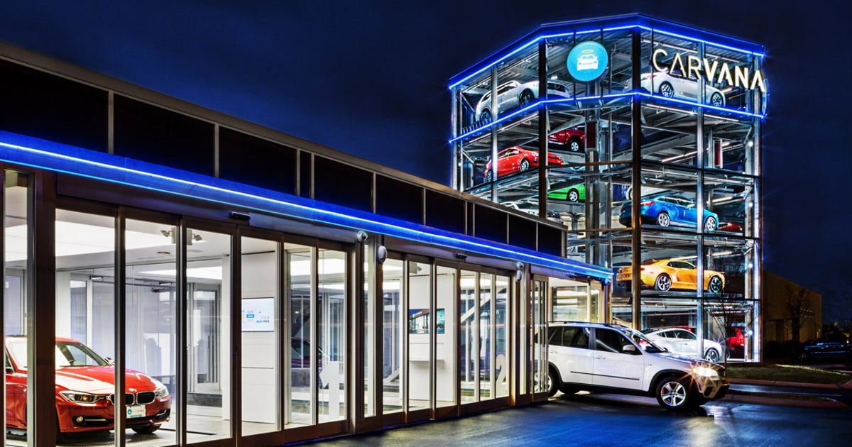 The first car vending machine opens in nashville fox sports for Sport city motors dallas