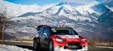 Top shots from the 2016 Monte Carlo Rally