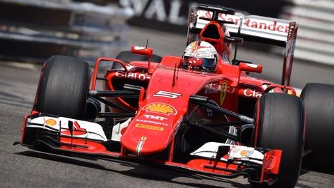 2015: Ferrari SF15-T