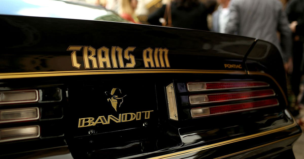 Trans Am Bandit Is Back And Better Than Ever And Burt
