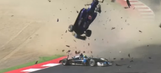 Two drivers hospitalized after scary crash at the Red Bull Ring