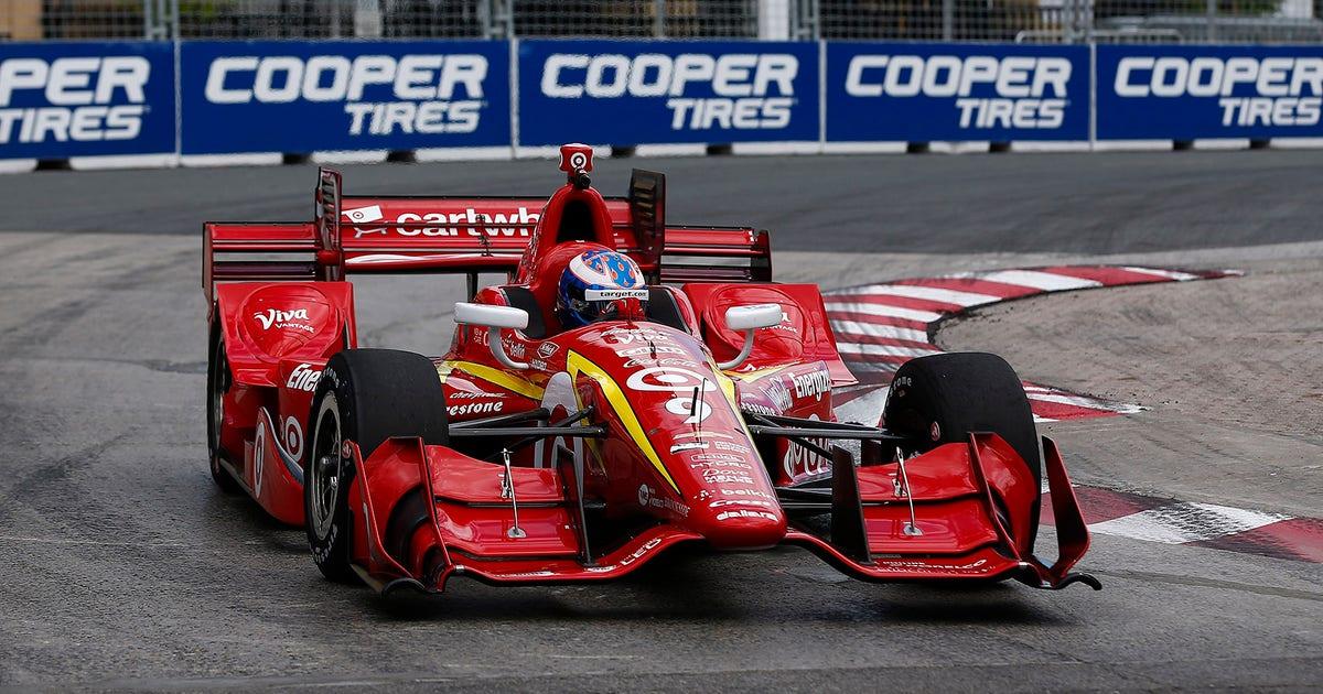 Scott Dixon Captures Pole For Honda Indy Toronto Fox Sports