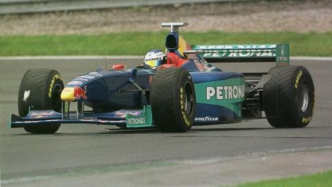 10. Sauber C17