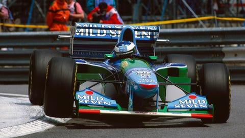 4. Benetton B194